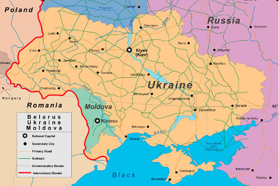 Traduceri romana ucraineana
